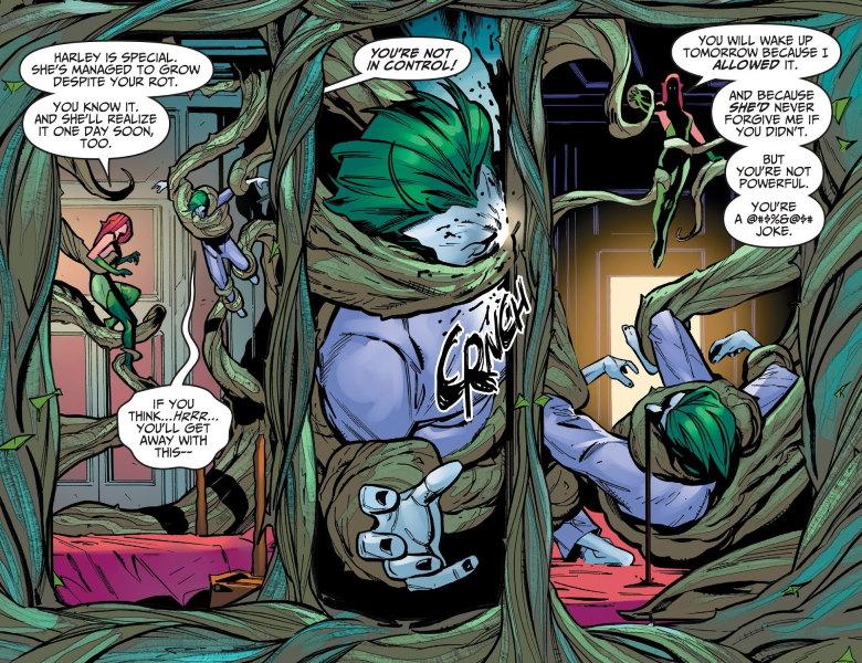 ¡Vivan las novias! Harley Quinn y Poison Ivy se han casado en Injustice