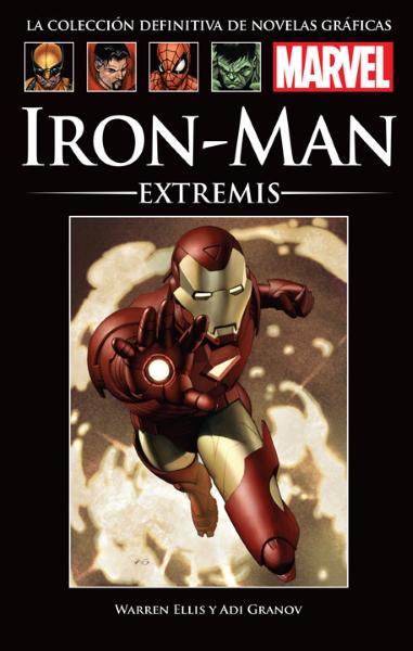 Razones para leer Iron Man: Extremis