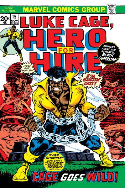 Luke Cage estuvo cerca de ser el primer héroe de Marvel en el cine