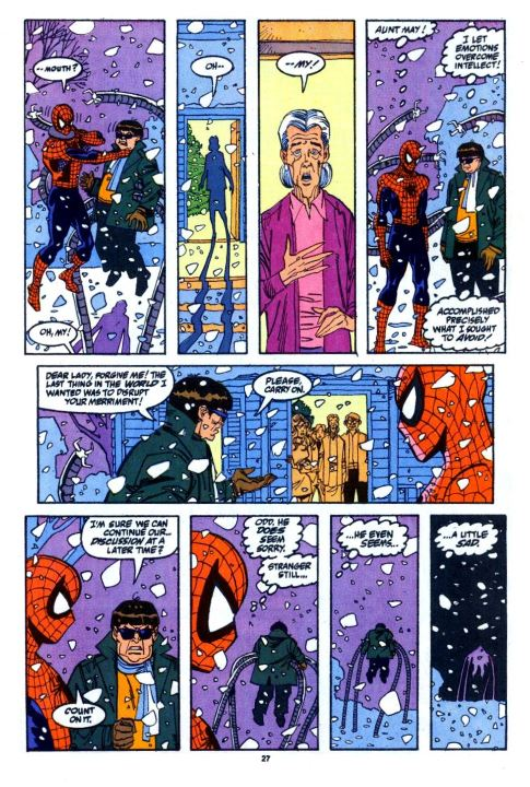 Spider-Man felices fiestas navideñas