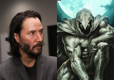 Arte conceptual revela a Keanu Reeves como Moon Knight