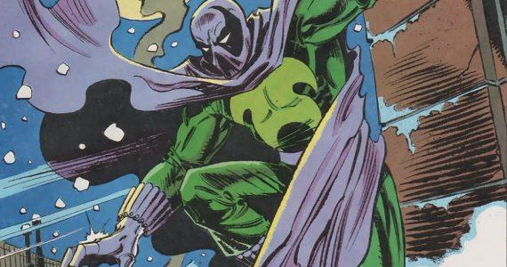 Así luce Prowler, el villano del videojuego Marvel's Spider-Man: Miles Morales
