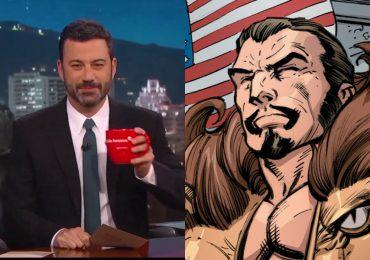 """Jimmy Kimmel """"será"""" Kraven El Cazador en Spider-Man 3"""