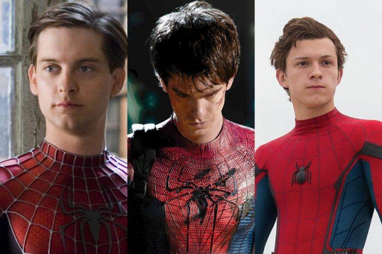 Tobey Maguire y Andrew Garfield habrían firmado para Spider-Man 3