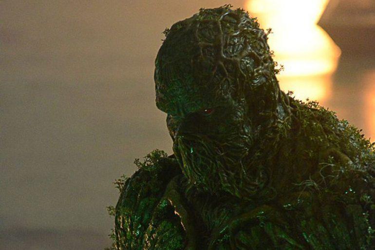 Swamp Thing se apodera del CWverse en nuevos promocionales