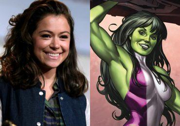 ¡Aún no! Tatiana Maslany desmiente que sea protagonista de She-Hulk
