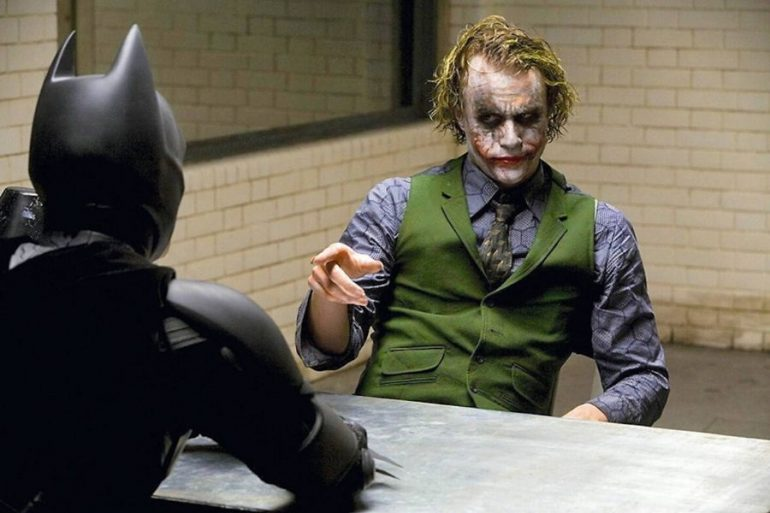 The Dark Knight: Ésta entrevista pudo influir en el Joker de Heath Ledger