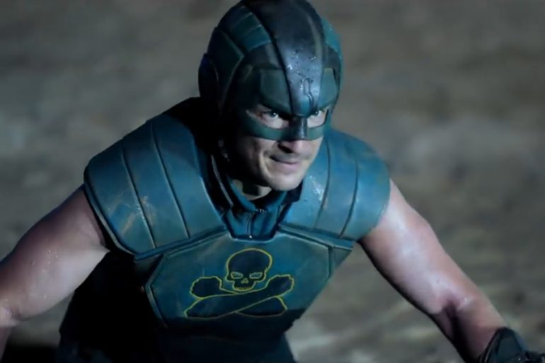 The Suicide Squad ¿Cuál es el personaje que interpreta Nathan Fillion?