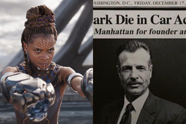 The Wakanda Files: Shuri investigó la muerte de los padres de Tony Stark