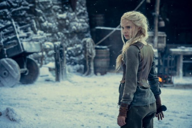 The Witcher: Así luce Ciri para la segunda temporada