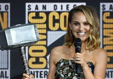 Natalie Portman confirma detalles de Thor: Love and Thunder