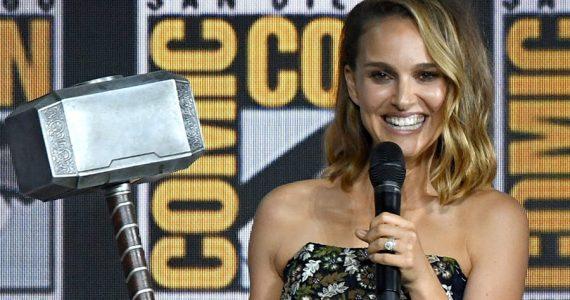 Natalie Portman confirma detalles de Thor: Love and Thunder