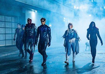 Fotos: Titans inicia la filmación de su tercera temporada