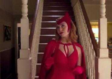 """""""WandaVision es un concepto increíble"""": Elizabeth Olsen"""