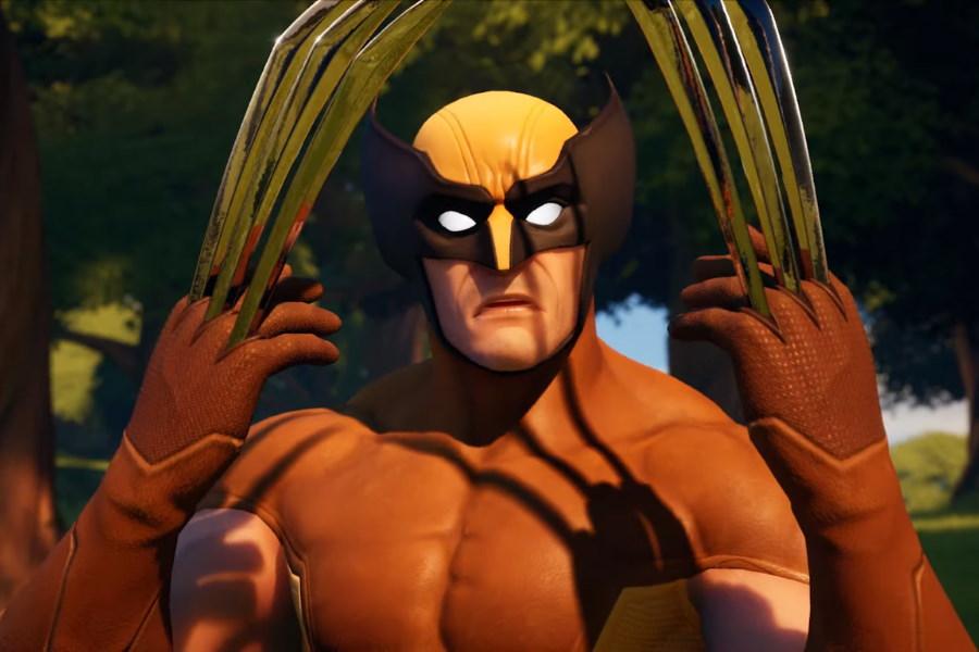El atuendo clásico de Wolverine llega a Fortnite