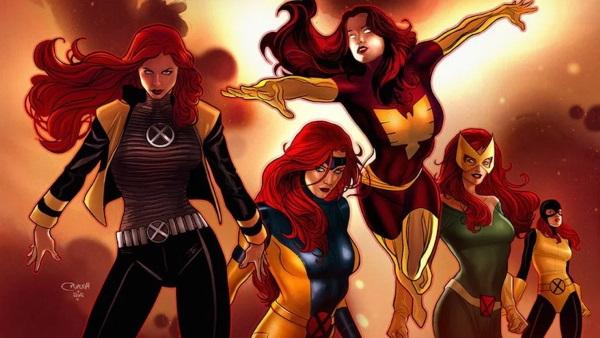 X-Men: Una actriz alza la mano para interpretar a Jean Grey en el MCU