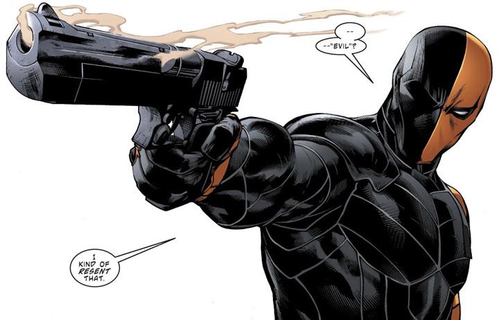 Joe Manganiello espera que su escena original de Deathstroke vuelva a Justice League