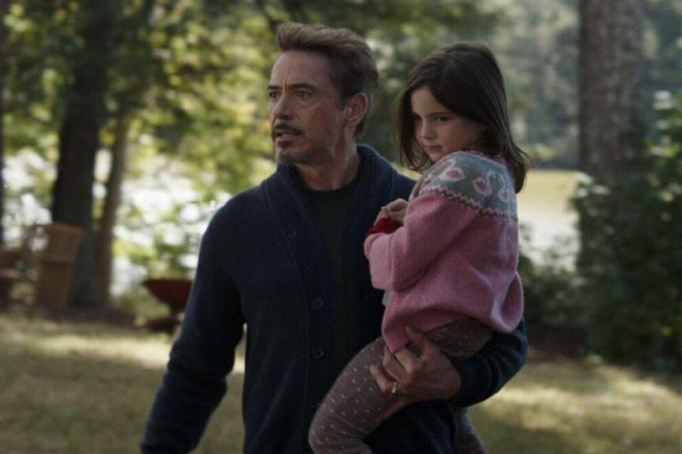Así luce la hija de Tony Stark en Avengers: Endgame disfrazada de Rescue