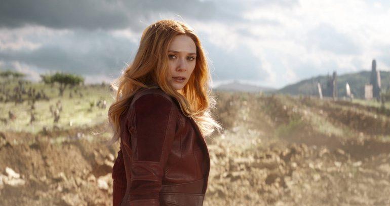 poderes de Scarlet Witch Elizabeth Olsen Avengers Bruja Escarlata Comic