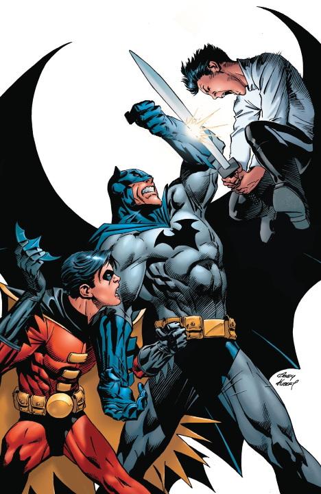 Batman e Hijo: ¿Qué llevó a Grant Morrison a crear a Damian Wayne?