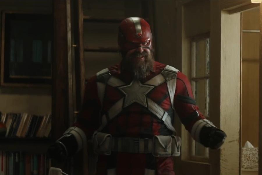 Black Widow: David Harbour revela detalles del origen de Red Guardian