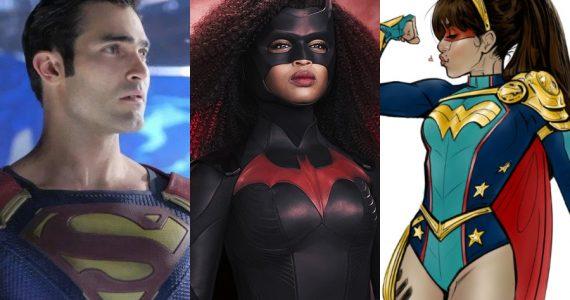 El CWverse por fin encontró su Trinidad de DC Comics
