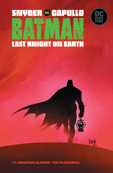 DC Black Label Deluxe – Batman: Last Knight on Earth