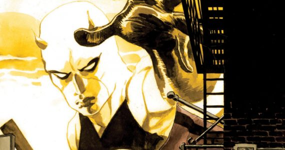 Daredevil: Yellow visto a la distancia