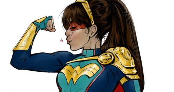 Está en marcha una serie de televisión de Wonder Girl con una heroína latina