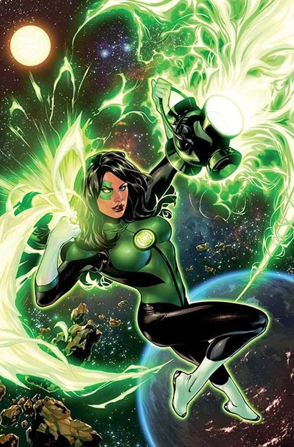 Green Lantern: Así luce Eiza González como Jessica Cruz