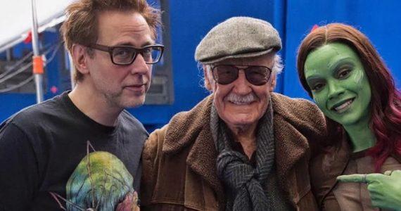 James Gunn recuerda a Stan Lee, en su segundo aniversario luctuoso