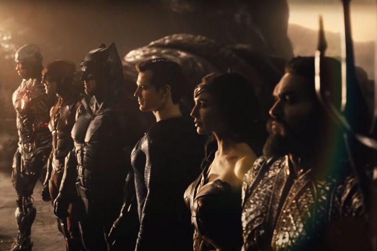Justice League: el segundo tráiler del Snyder Cut a todo color