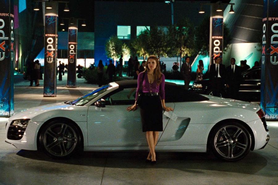 Kate Mara aceptó el cameo de Iron Man 2 pensando en un mayor papel en el MCU