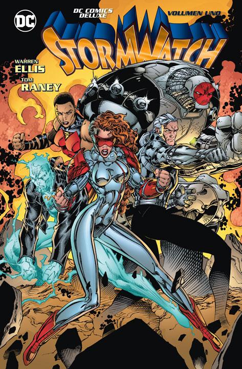 DC Comics Deluxe – StormWatch Volumen 1