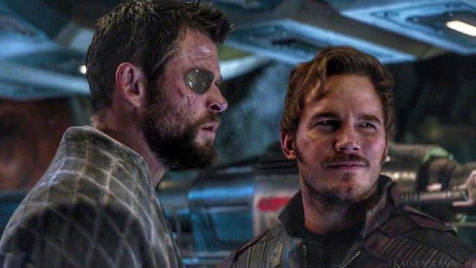 ¡Chris Pratt se une al elenco de Thor: Love and Thunder!