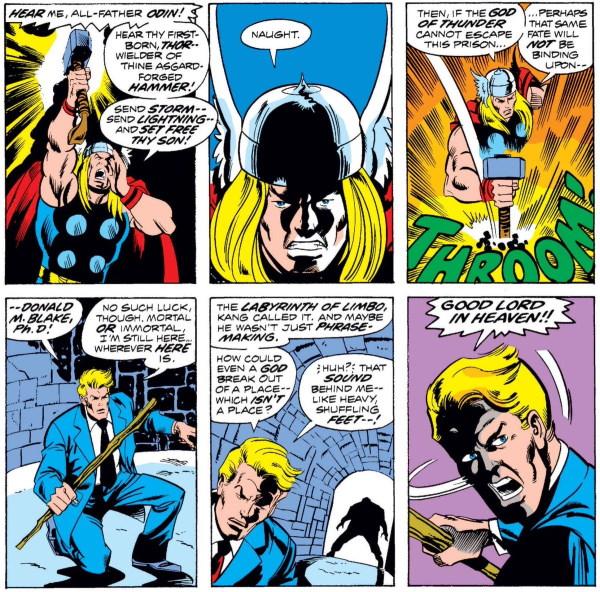 Donald Blake, la faceta humana detrás de Thor