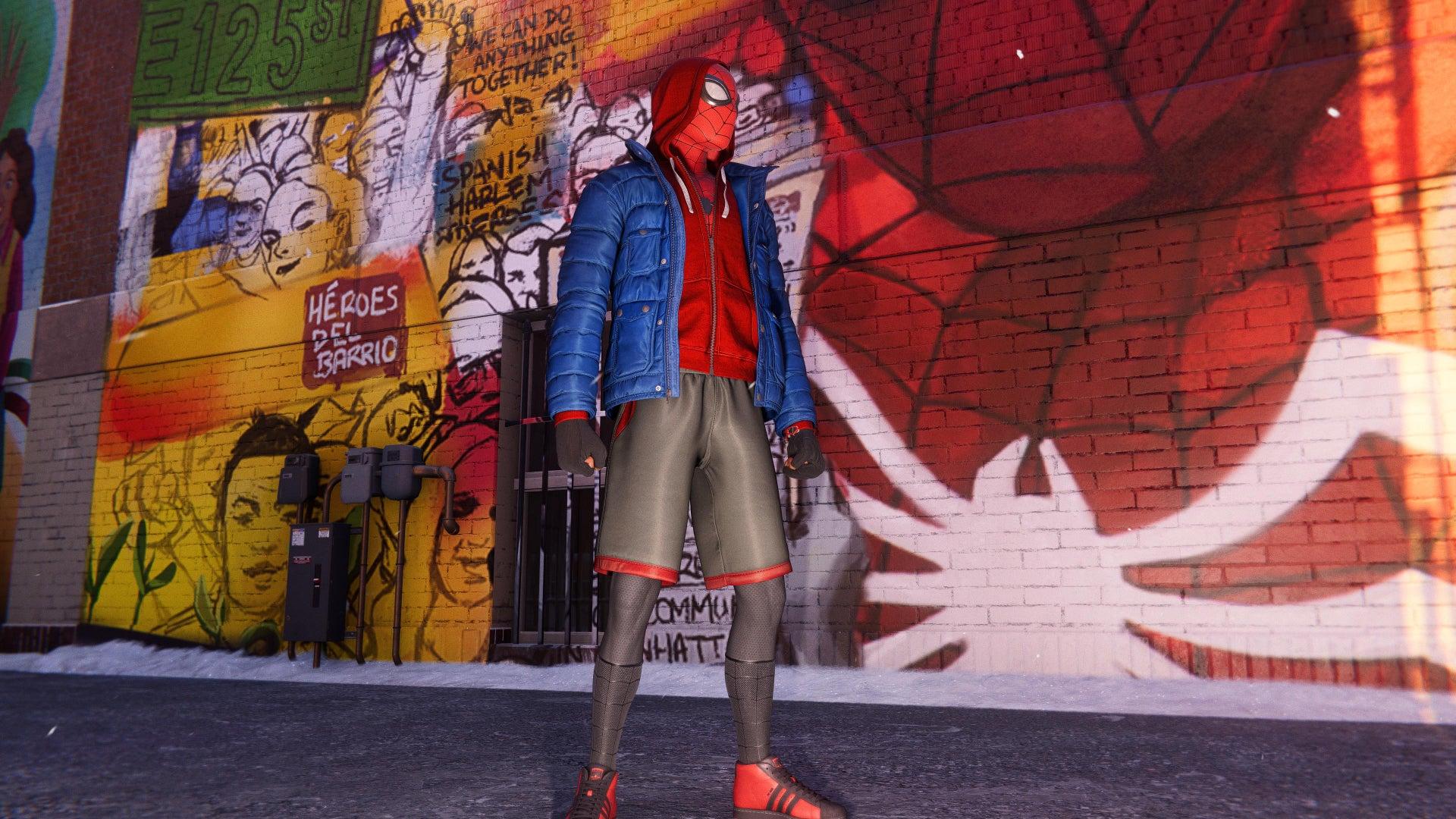 Todos los trajes de Spider-Man: Miles Morales y cómo desbloquearlos