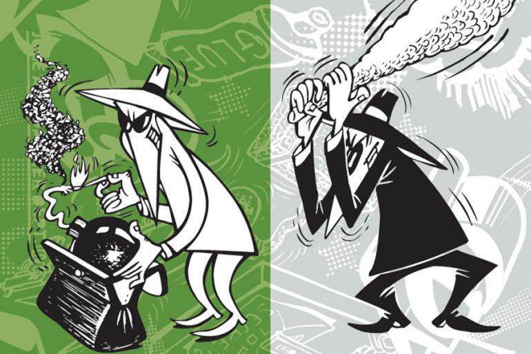 Una introducción a Spy vs Spy: Misiones demenciales de MAD