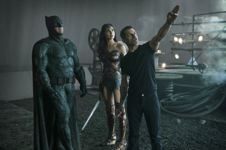 Zack Snyder tiene planes para Justice League 2, Darkseid y The Dark Knight Returns