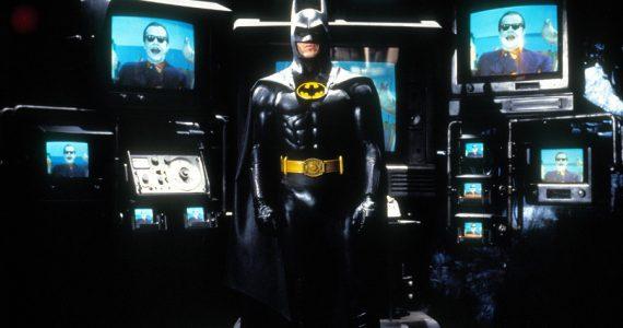 Subastan artes conceptuales originales de la película Batman de 1989