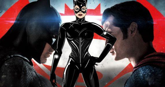 Zack Snyder pensó en presentar a Catwoman dentro de Batman v Superman