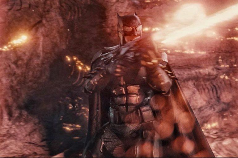 Ben Affleck comparte nueva imagen de Batman en Justice League