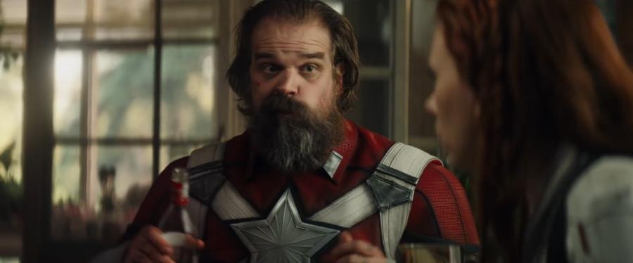 ¿Qué relación tendrán en el cine Red Guardian y Black Widow?