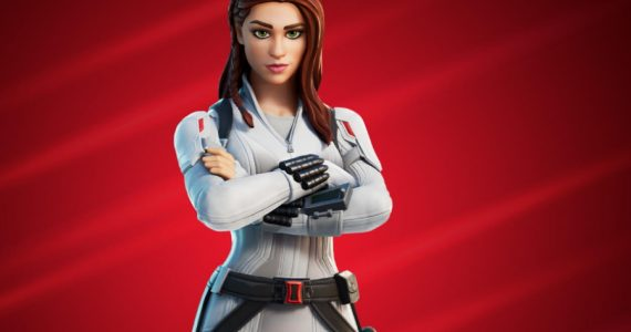Black Widow también se incorpora a un evento especial de Fortnite
