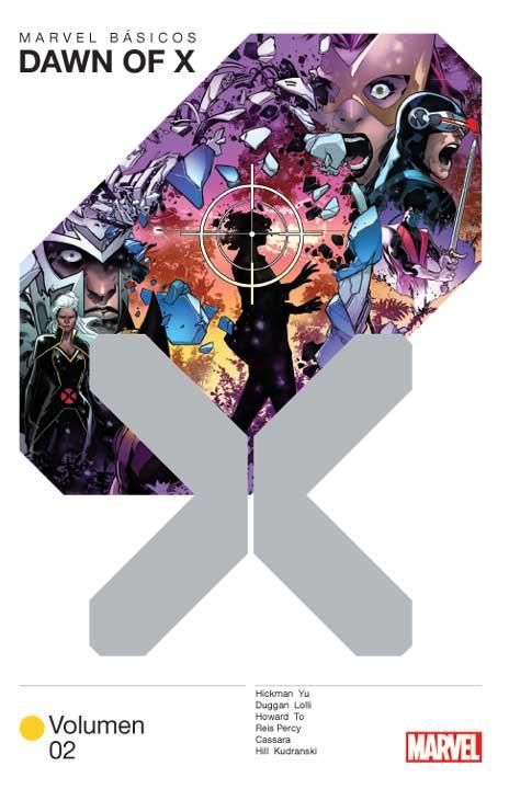 Marvel Básicos – Dawn of X Vol. 2