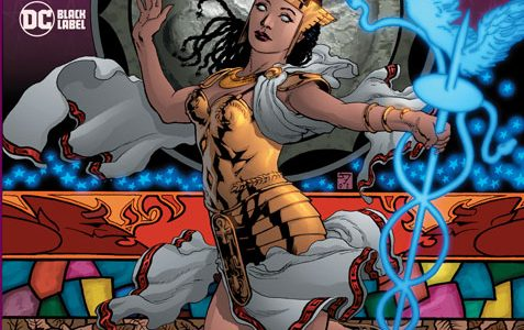 DC Black Label Deluxe – Promethea Libro Dos