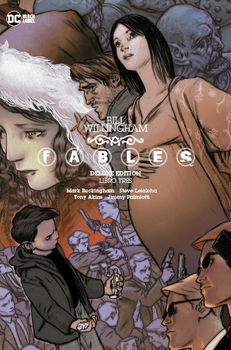 DC Black Label Deluxe – Fables: Libro Tres