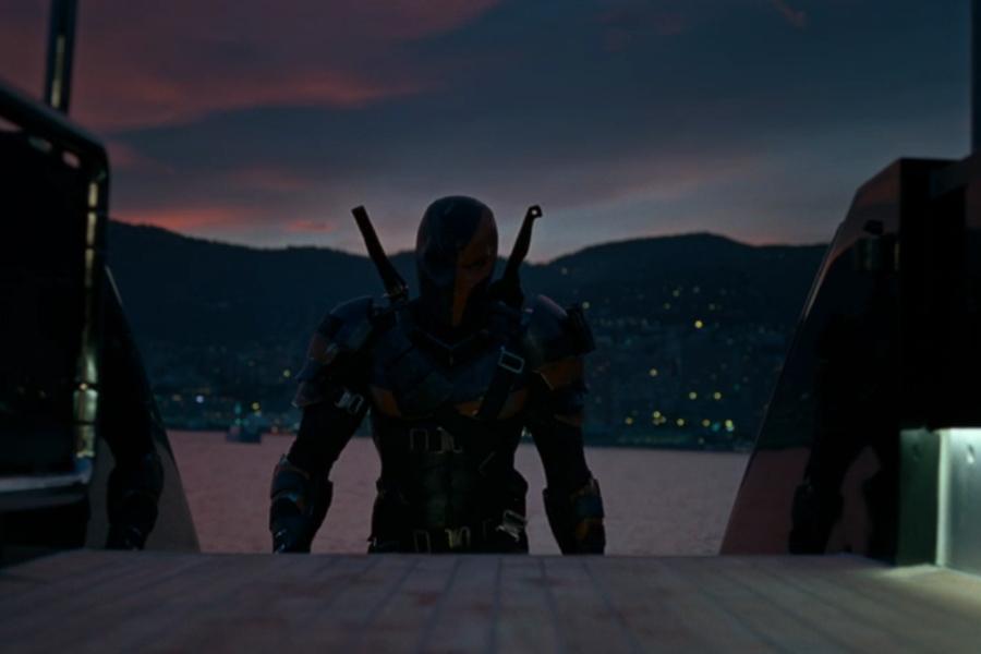 ¡Volvió Deathstroke! Joe Manganiello comparte foto desde el set de Justice League