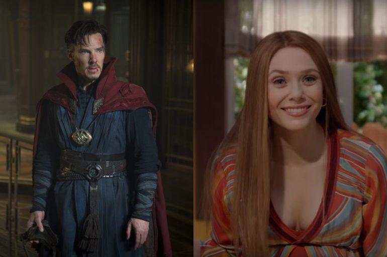 Doctor Strange in the Multiverse of Madness inicia su rodaje con Elizabeth Olsen