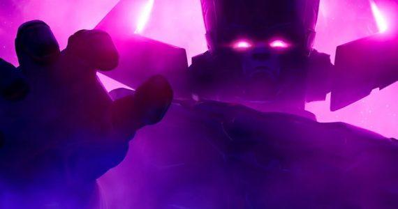 ¡Fortnite peligra!, Iron Man será quien enfrente a Galactus